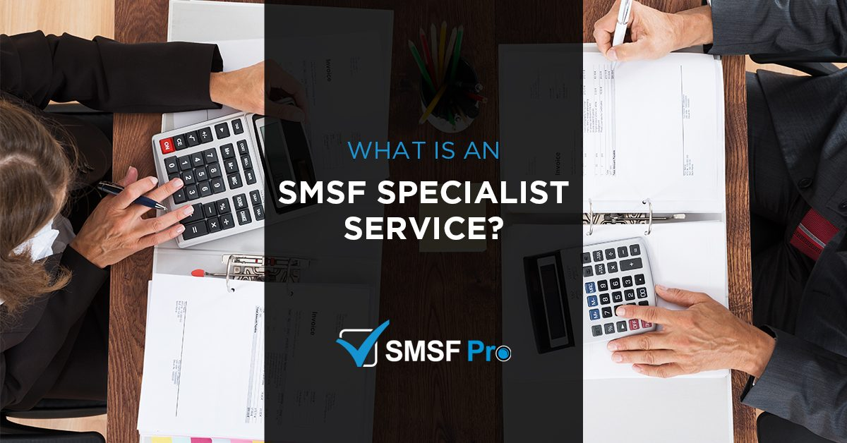 smsf specialist service