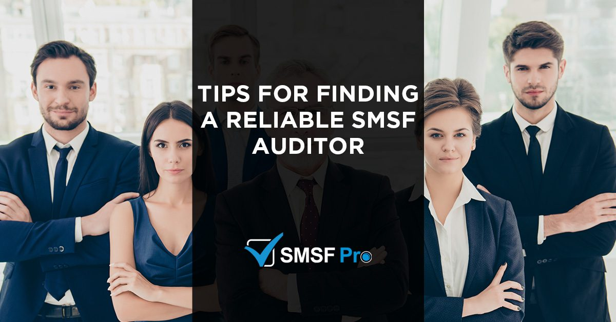 reliable smsf auditor